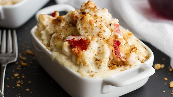 lobster is extracted lobster mac and cheese lobster macaroni cheese ...