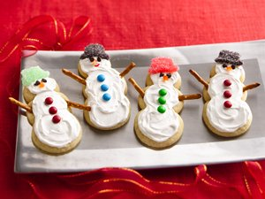Sugar&#32;Cookie&#32;Snowmen