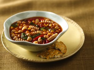 Slow Cooker Mexican Minestrone