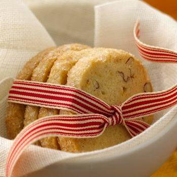 Citrus-Ginger Slice-and-Bake Cookies