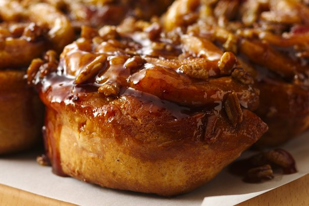 buns pecan sticky buns pecan honey sticky buns bacon pecan sticky buns ...