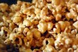 Vanilla Honey Peanut Butter Popcorn
