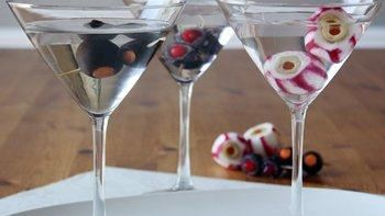 Eyeball Martini