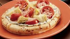Gourmet Pizza for Two Recipe