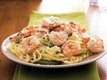 Dilled Shrimp &#39;n Sugar Peas with Linguine