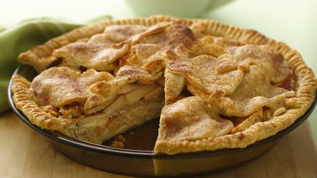 Image of Apple Cheesecake Pie, Pillsbury
