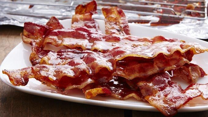 Balsamic and Brown Sugar Bacon recipe - from Tablespoon!