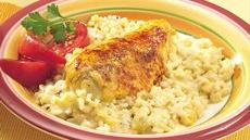 Easy Chicken with Rice Casserole Recipe