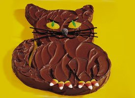 Kitty Cat Brownies