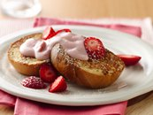Yogurt French Toast