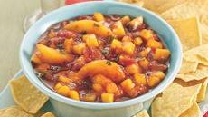 Fresh Mango Salsa Recipe
