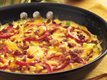 Bacon and Tomato Frittata