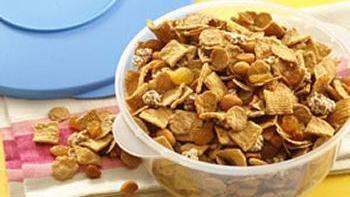 Honey Graham Snack Mix