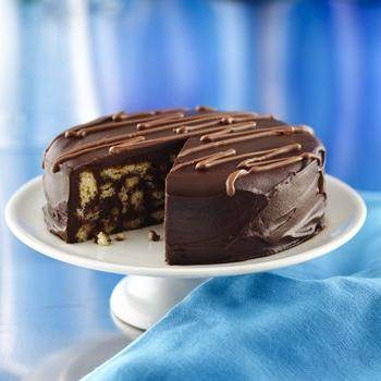 Chocolate Sandwich Cookie Cake recipe from Betty Crocker