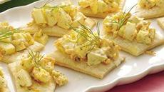 Egg Salad Crisps Recipe