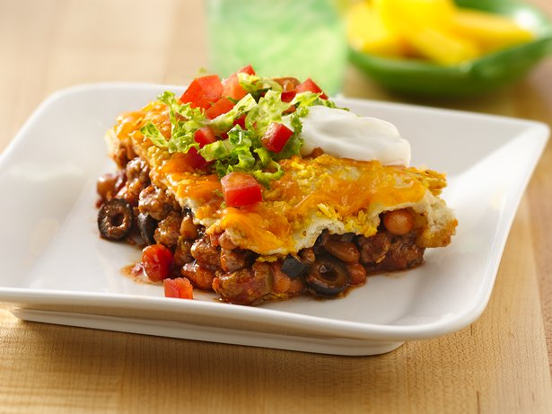Easy Taco Bake