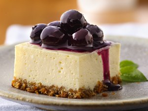 Blueberry&#32;Cheesecake&#32;Squares