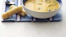 Squash and Mushroom Soup Recipe