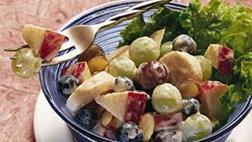 Fruit Medley with Cinnamon Dressing