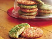 Holiday Snickerdoodles (Cookie Exchange Quantity)
