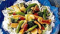 Vietnamese-Style Pork and Vegetable Salad Recipe