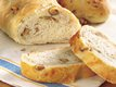 Walnut-Gorgonzola Baguettes