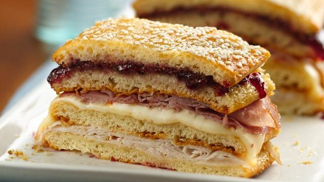 Crescent Cristo Sandwich Loaf