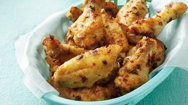 Fajita Chicken Wings