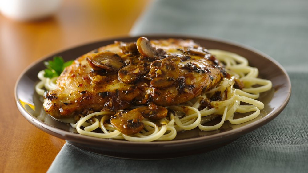 Chicken Marsala recipe from Pillsbury.com
