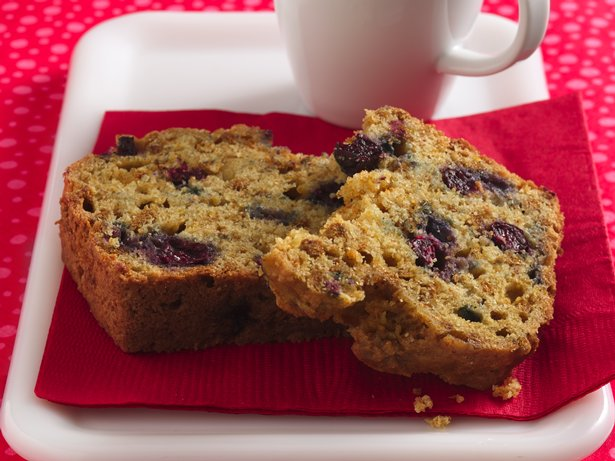 Blueberry-Orange Bread
