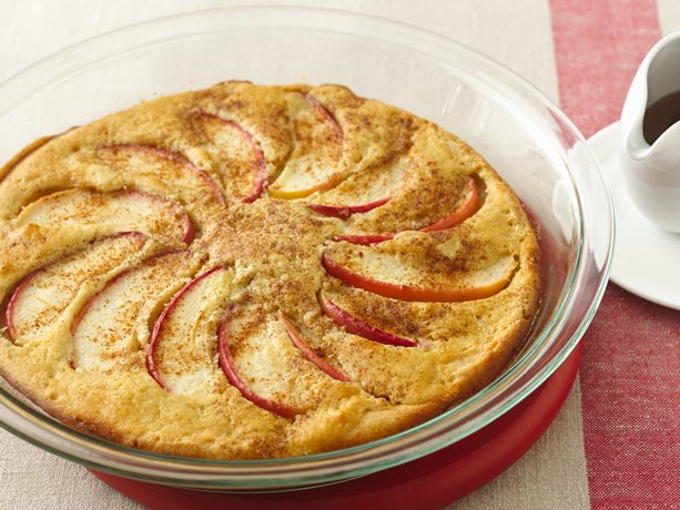 Image of Apple Oven-baked Pancake, Betty Crocker