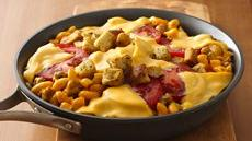 California Cheeseburger Skillet Recipe
