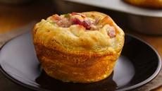 Cheesy Ham and Apple Cups Recipe