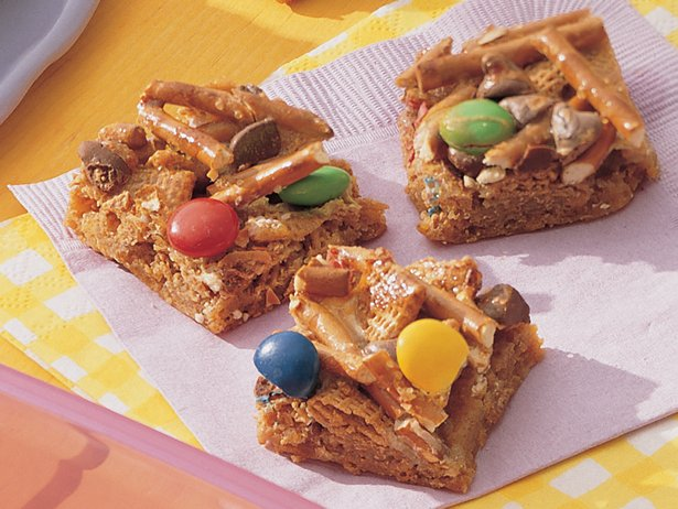 Trail Mix Bars