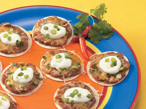 Mini Tostadas