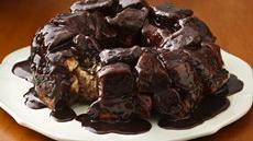 Hot Fudge-Marshmallow Monkey Bread Recipe