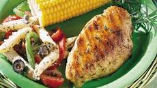 Lemon-Rosemary Grilled Chicken Recipe
