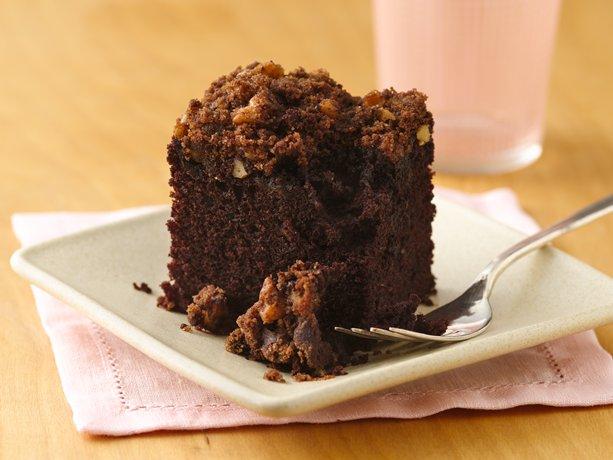 Zucchini-Devil's Food Snack Cake (Gluten Free)