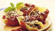 Stuffed Pasta Shells (Recipe Makeover) Recipe
