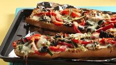 Foot-Long Pizza Recipe