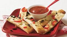 Focaccia Dipping Sticks Recipe