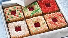 Linzer Sandwich Cookies Recipe