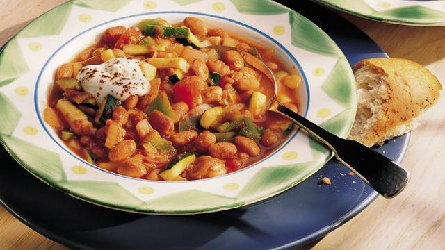 Vegetarian Chili