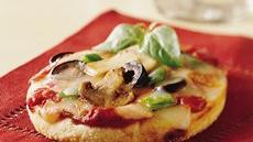 Easy Pizzettes Recipe