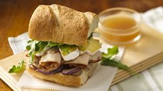 Blonde French Dip Sandwiches Recipe