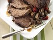 Slow-Cooker Garlic and Mushroom Beef Roast