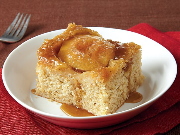 Apple Dumpling Cake