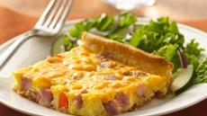 Ham and Egg Crescent Bake Recipe