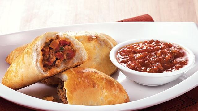 Pork Picadillo Empanadas