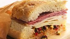 Chicken Muffuletta Recipe